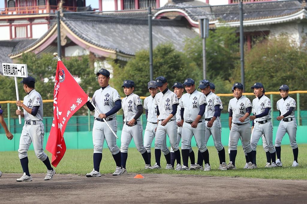 第1回日本少年野球マツダボール旗争奪3年生大会開会式_a0170082_19335648.jpg