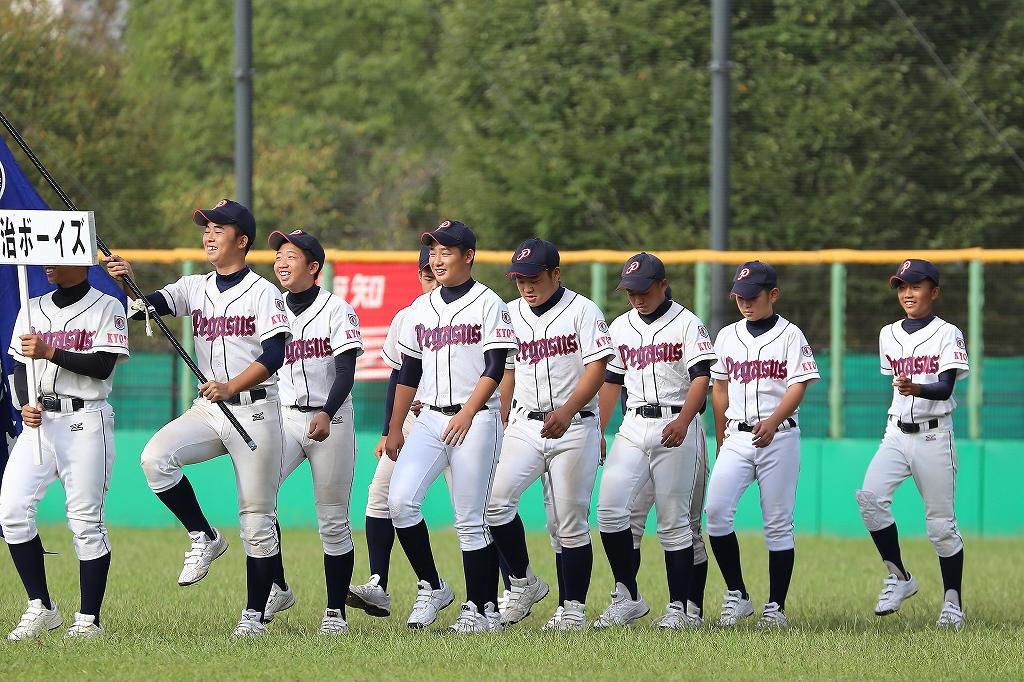 第1回日本少年野球マツダボール旗争奪3年生大会開会式_a0170082_1934411.jpg