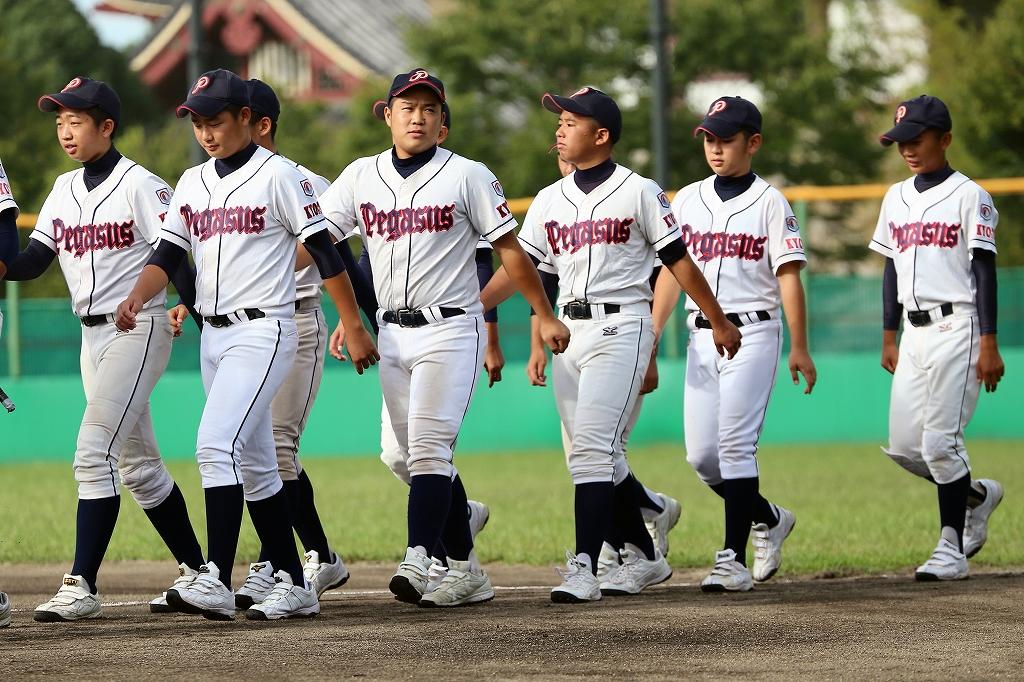 第1回日本少年野球マツダボール旗争奪3年生大会開会式_a0170082_19361310.jpg
