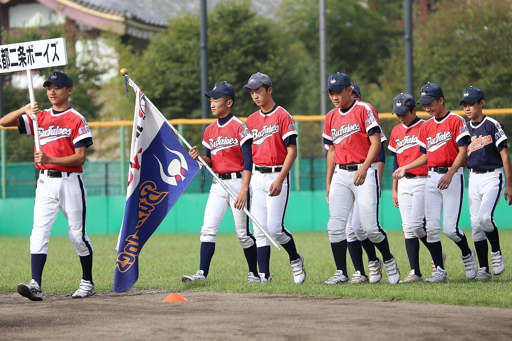 第1回日本少年野球マツダボール旗争奪3年生大会開会式_a0170082_19373240.jpg