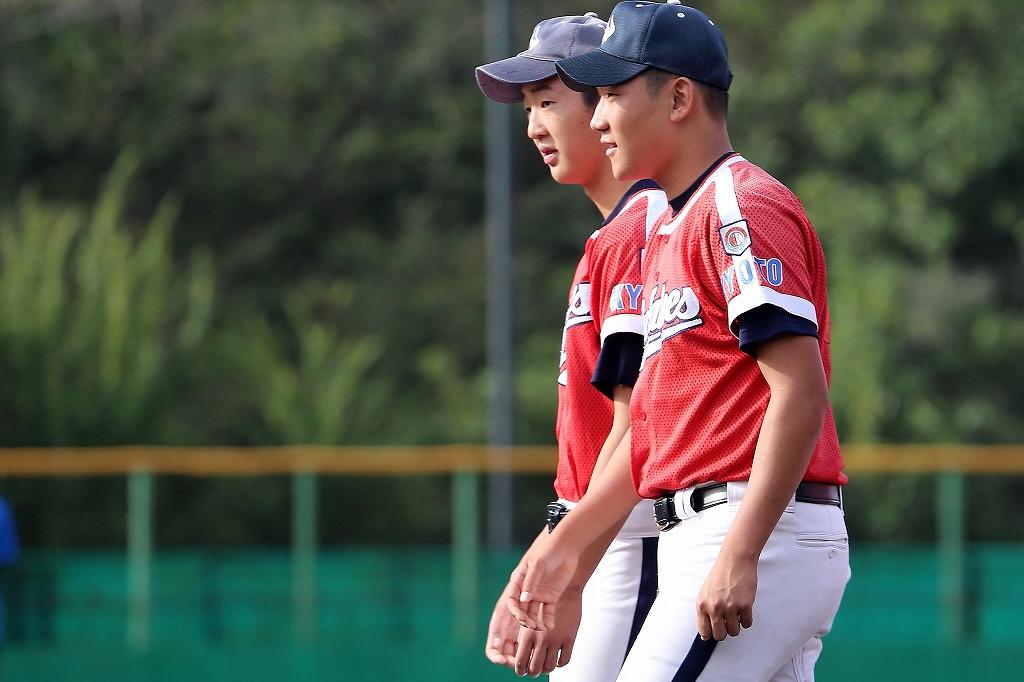 第1回日本少年野球マツダボール旗争奪3年生大会開会式_a0170082_19385374.jpg