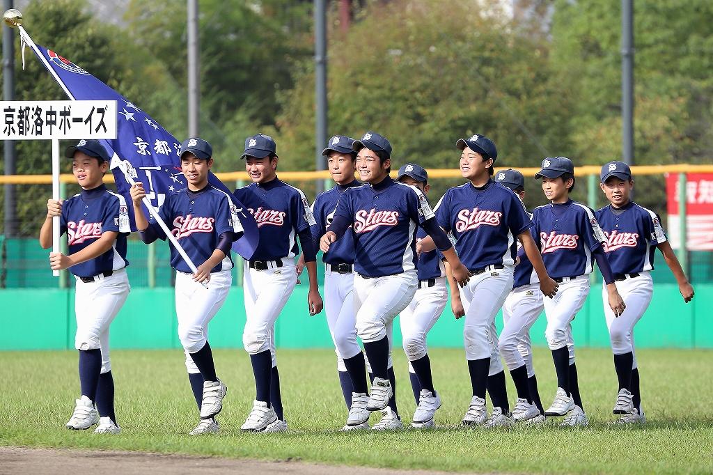 第1回日本少年野球マツダボール旗争奪3年生大会開会式_a0170082_19392244.jpg