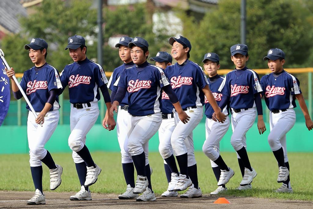 第1回日本少年野球マツダボール旗争奪3年生大会開会式_a0170082_19394828.jpg