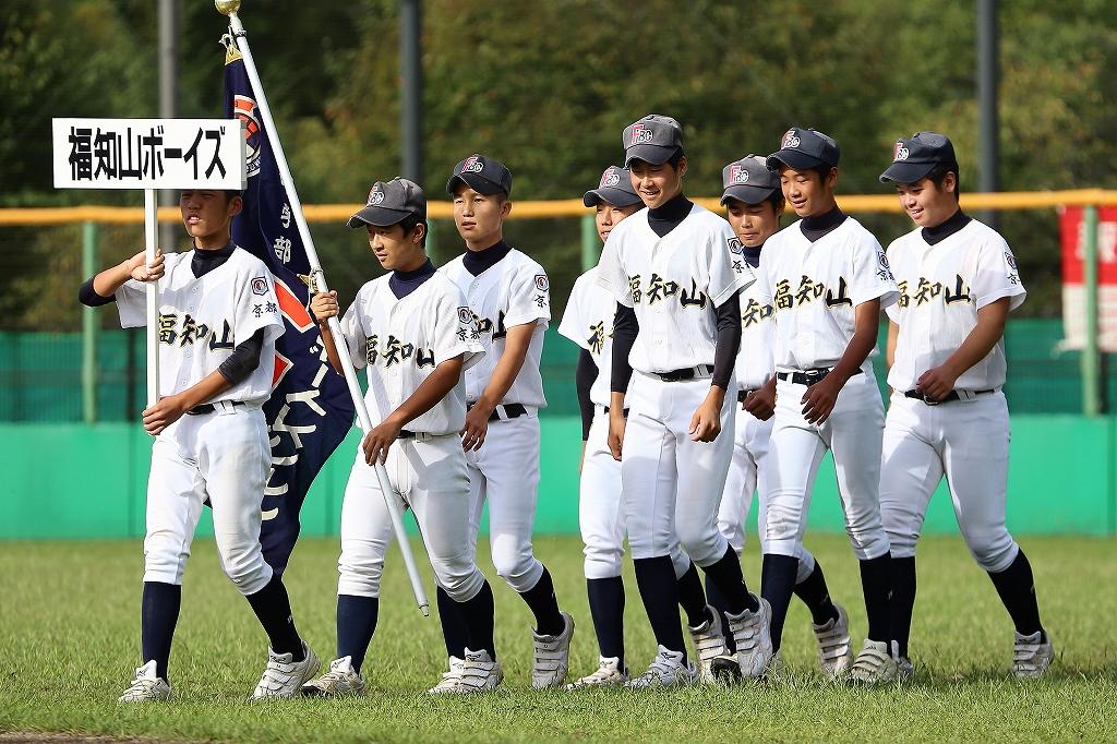 第1回日本少年野球マツダボール旗争奪3年生大会開会式_a0170082_19395727.jpg