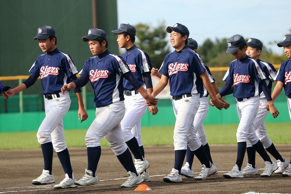 第1回日本少年野球マツダボール旗争奪3年生大会開会式_a0170082_19402776.jpg