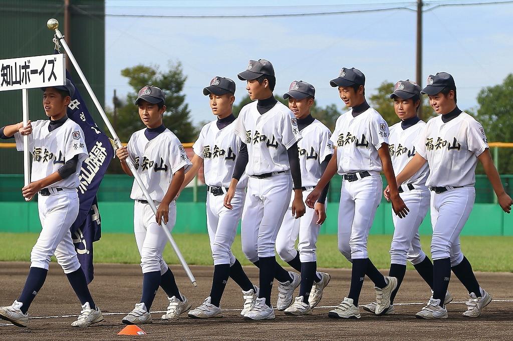 第1回日本少年野球マツダボール旗争奪3年生大会開会式_a0170082_19405454.jpg