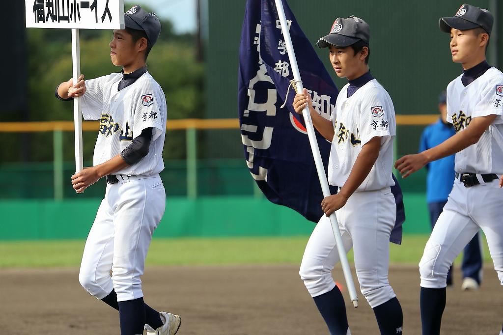 第1回日本少年野球マツダボール旗争奪3年生大会開会式_a0170082_1941312.jpg