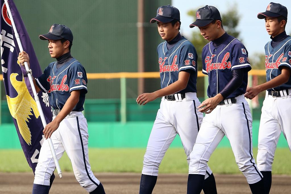 第1回日本少年野球マツダボール旗争奪3年生大会開会式_a0170082_19432710.jpg