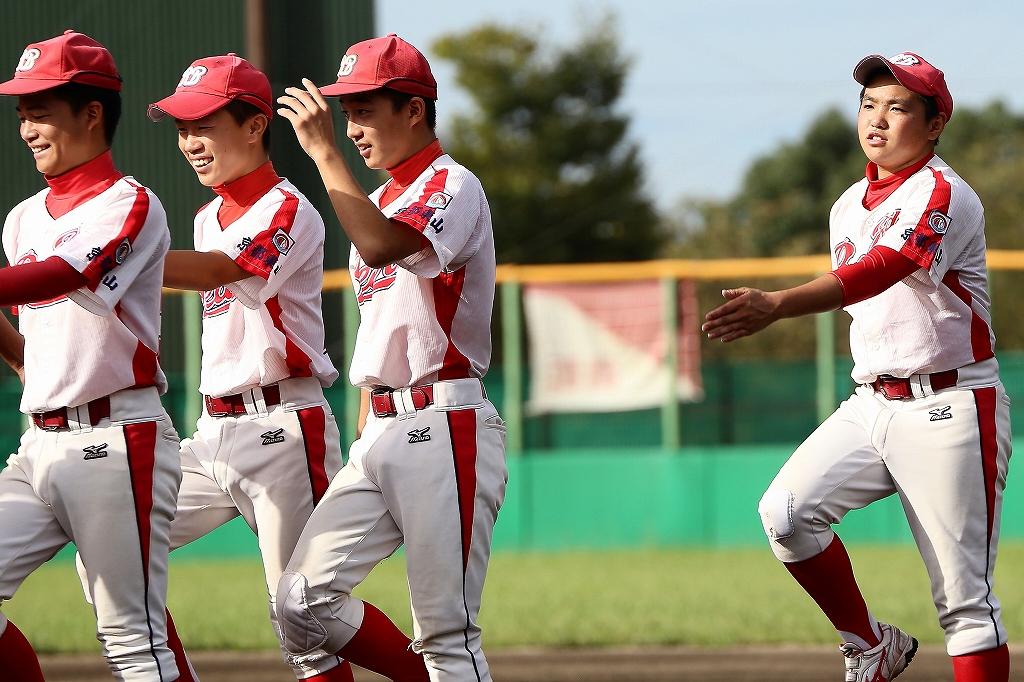第1回日本少年野球マツダボール旗争奪3年生大会開会式_a0170082_19445714.jpg