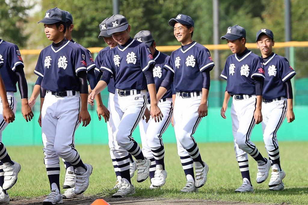 第1回日本少年野球マツダボール旗争奪3年生大会開会式_a0170082_19451523.jpg