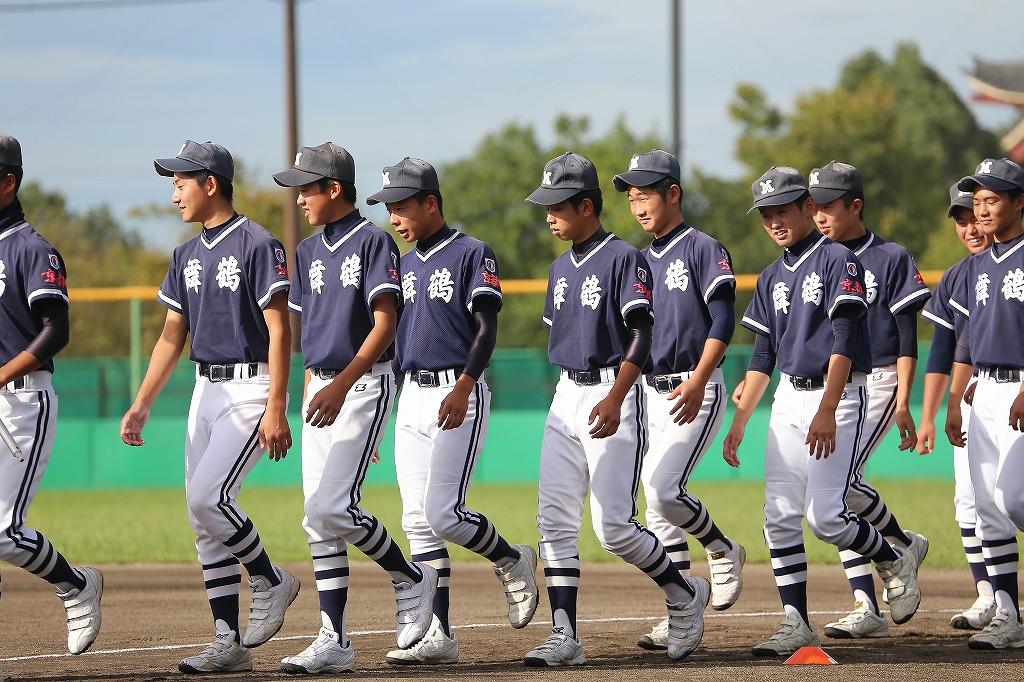 第1回日本少年野球マツダボール旗争奪3年生大会開会式_a0170082_19454477.jpg