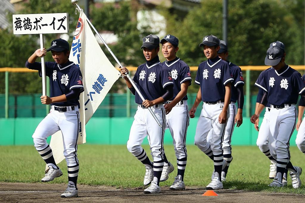 第1回日本少年野球マツダボール旗争奪3年生大会開会式_a0170082_1945515.jpg