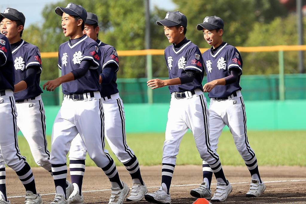 第1回日本少年野球マツダボール旗争奪3年生大会開会式_a0170082_19461669.jpg