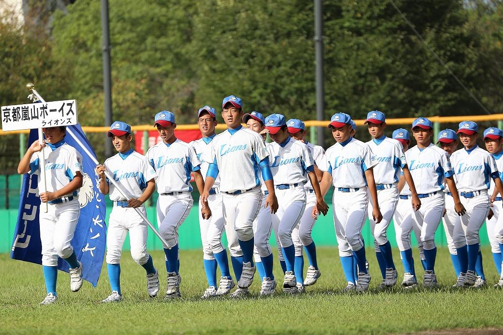 第1回日本少年野球マツダボール旗争奪3年生大会開会式_a0170082_19462969.jpg