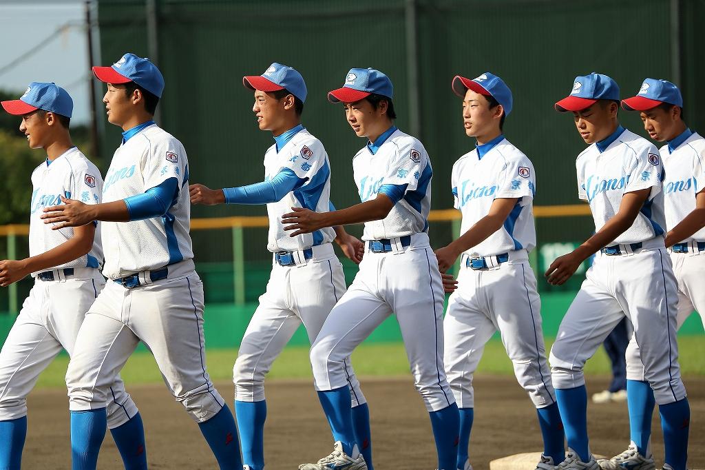 第1回日本少年野球マツダボール旗争奪3年生大会開会式_a0170082_19472341.jpg