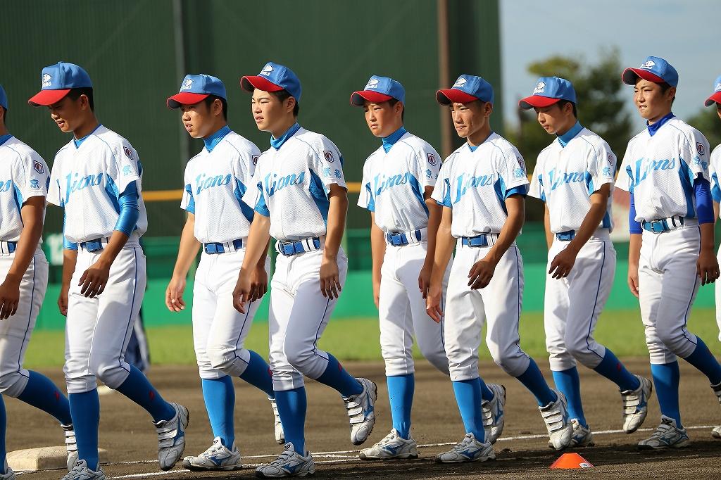 第1回日本少年野球マツダボール旗争奪3年生大会開会式_a0170082_19481154.jpg