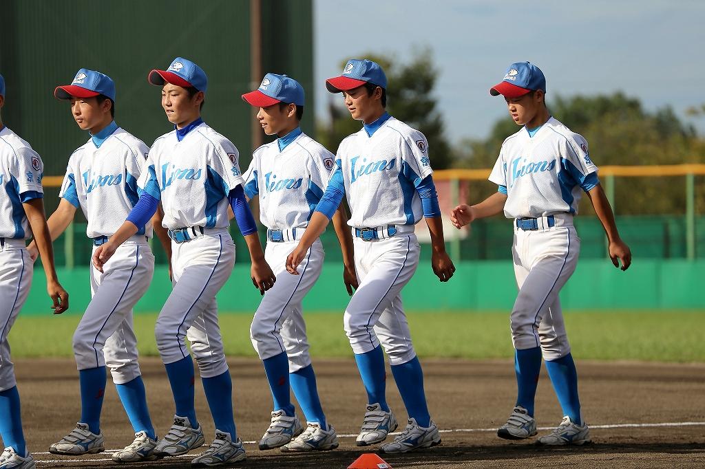 第1回日本少年野球マツダボール旗争奪3年生大会開会式_a0170082_19481912.jpg