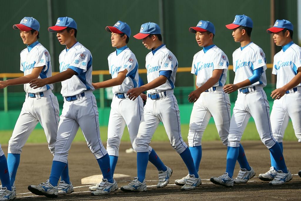 第1回日本少年野球マツダボール旗争奪3年生大会開会式_a0170082_1948233.jpg