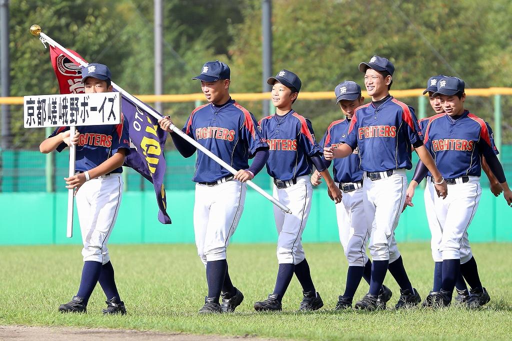 第1回日本少年野球マツダボール旗争奪3年生大会開会式_a0170082_19483184.jpg
