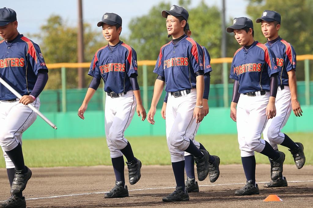 第1回日本少年野球マツダボール旗争奪3年生大会開会式_a0170082_19485144.jpg
