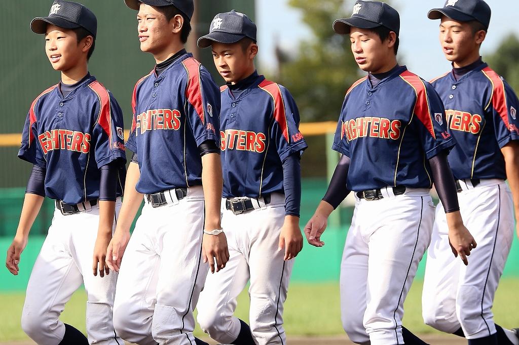 第1回日本少年野球マツダボール旗争奪3年生大会開会式_a0170082_19491570.jpg