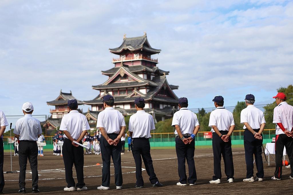 第1回日本少年野球マツダボール旗争奪3年生大会開会式_a0170082_19492419.jpg
