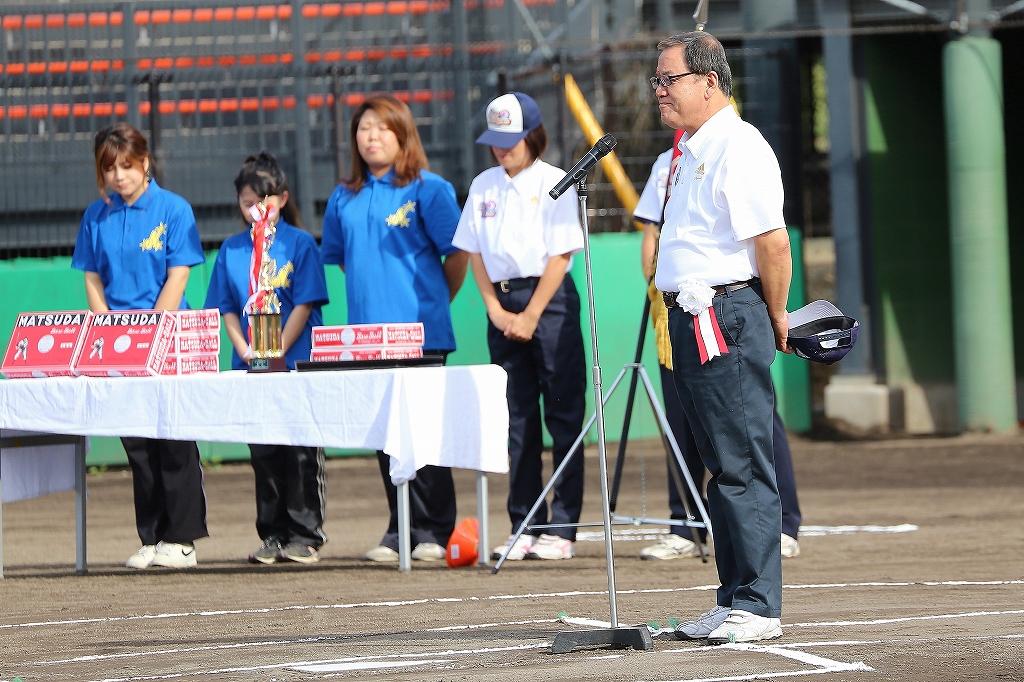 第1回日本少年野球マツダボール旗争奪3年生大会開会式_a0170082_19501856.jpg