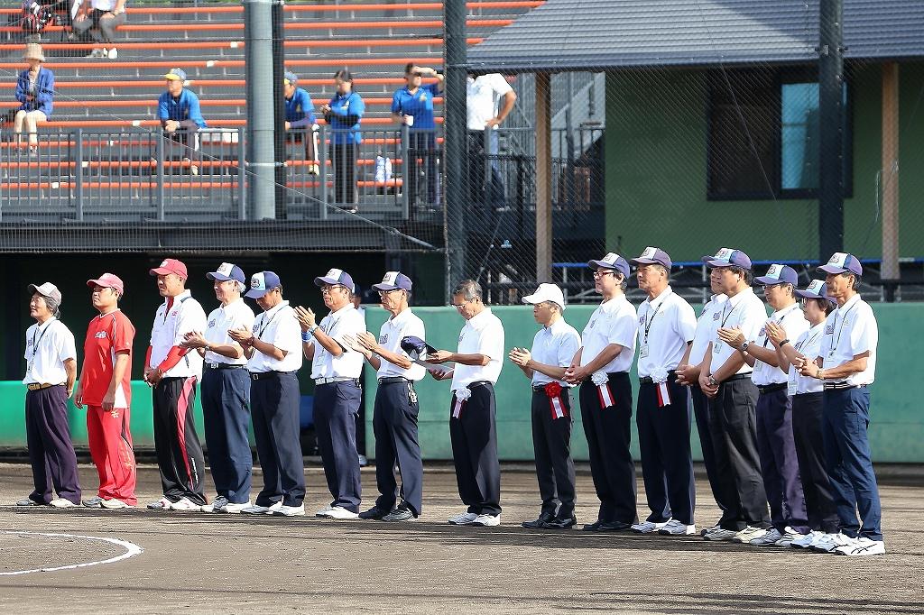 第1回日本少年野球マツダボール旗争奪3年生大会開会式_a0170082_19503240.jpg