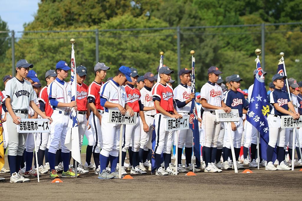 第1回日本少年野球マツダボール旗争奪3年生大会開会式_a0170082_19514048.jpg
