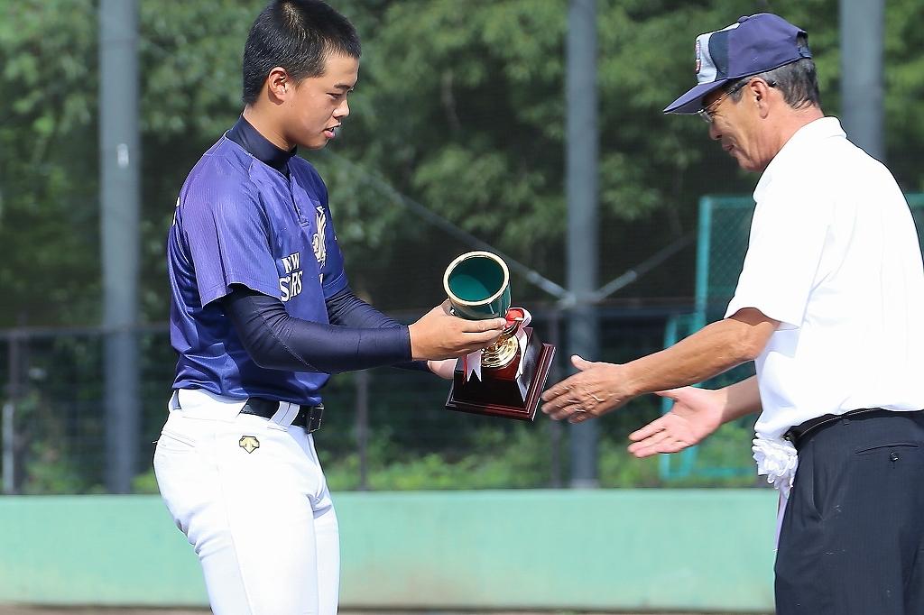 第1回日本少年野球マツダボール旗争奪3年生大会開会式_a0170082_1954766.jpg
