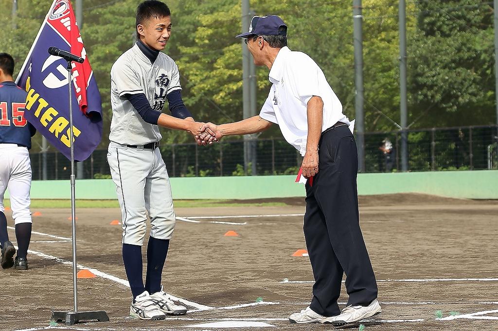 第1回日本少年野球マツダボール旗争奪3年生大会開会式_a0170082_19552649.jpg