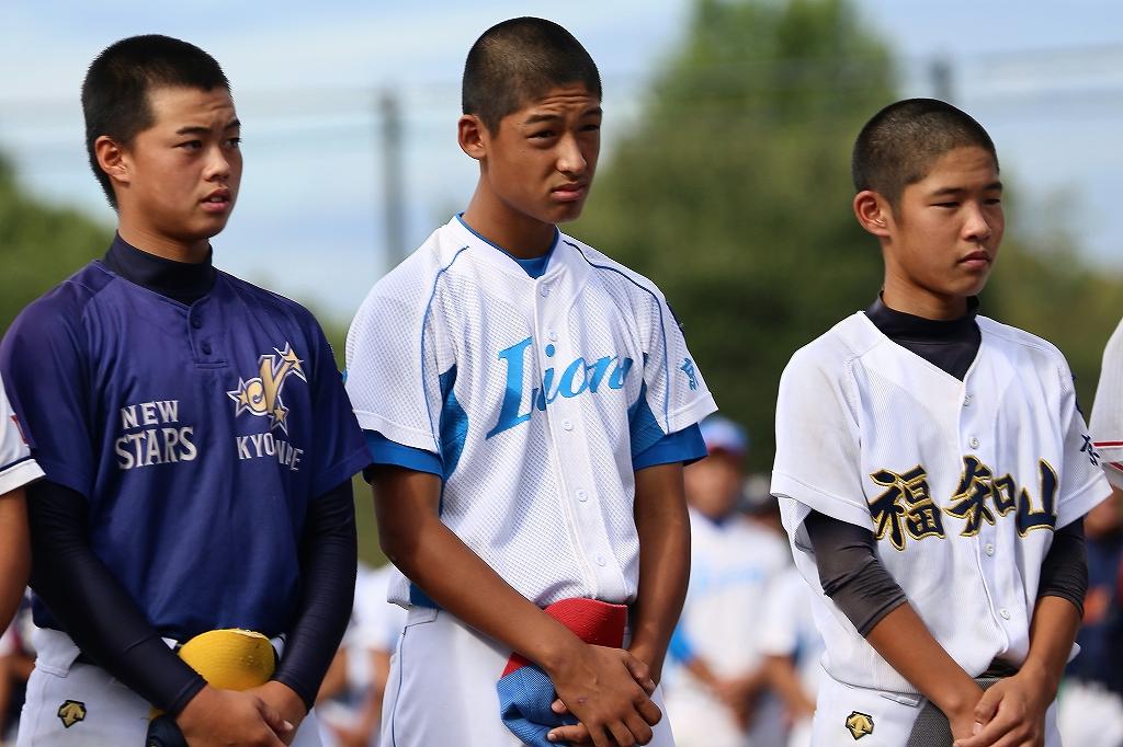 第1回日本少年野球マツダボール旗争奪3年生大会開会式_a0170082_19565182.jpg