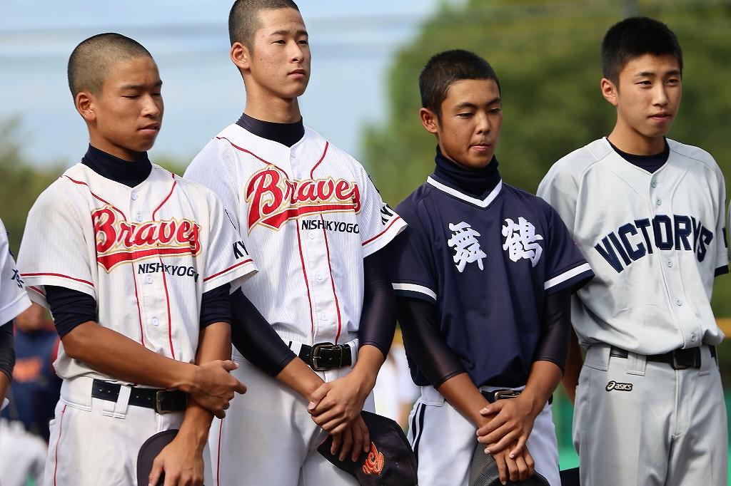第1回日本少年野球マツダボール旗争奪3年生大会開会式_a0170082_1957463.jpg