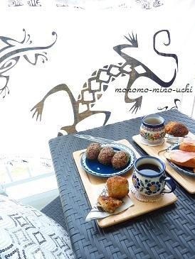 ベランダ Café オープン~♪_f0368691_20333117.jpg