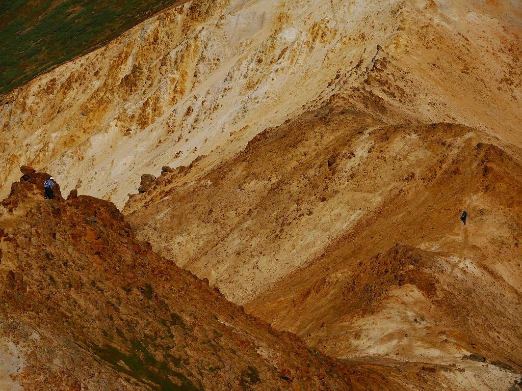 愛別岳の紅葉、9月22日-愛山渓温泉から愛別岳編-_f0138096_1145774.jpg