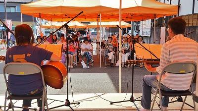秋シーズンの「毘沙門通り小さな祭り」を再開しました_c0336902_17552374.jpg