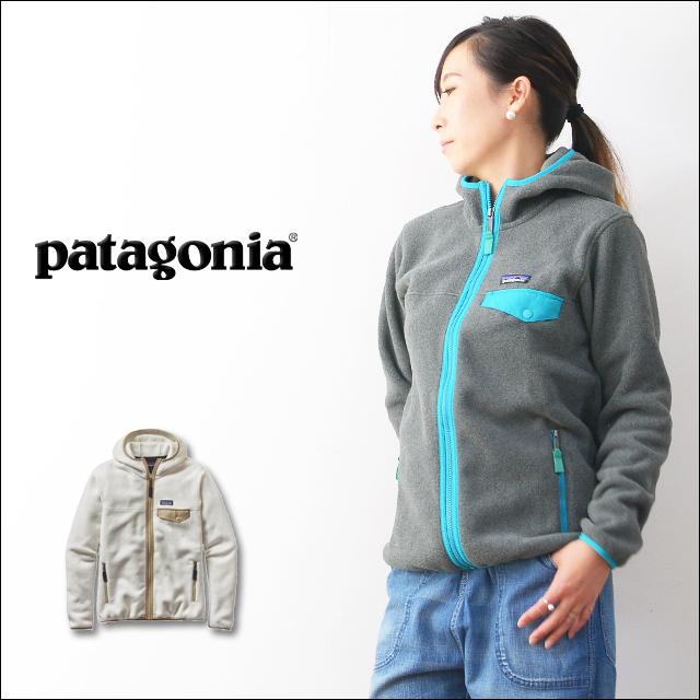 patagonia [パタゴニア正規代理店] WOMEN\'S LW SNAP-T HOODED JACKET [25270]  LADY\'S_f0051306_18314358.jpg