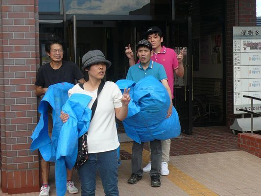 9/25 松阪市展作品搬入_a0154110_13091167.jpg