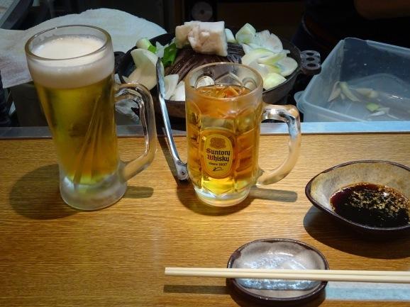 札幌で夏休み その14 しろくまでジンギスカン_e0230011_17223190.jpg