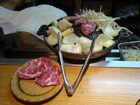 札幌で夏休み その14 しろくまでジンギスカン_e0230011_17235098.jpg