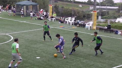 ゆるUNO 9/24(土) at UNOフットボールファーム_a0059812_1910136.jpg