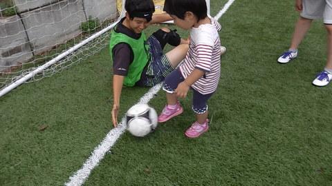 ゆるUNO 9/24(土) at UNOフットボールファーム_a0059812_1971283.jpg