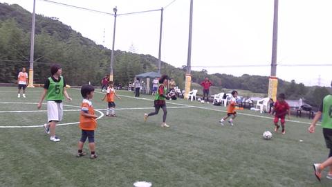 ゆるUNO 9/24(土) at UNOフットボールファーム_a0059812_1973072.jpg