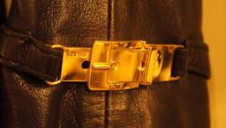 Celine 70~80\'s Leather Coat_f0144612_11234601.jpg