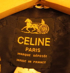 Celine 70~80\'s Leather Coat_f0144612_11234617.jpg