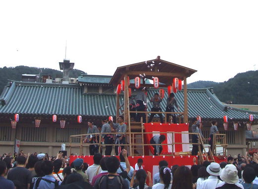 第56回 山中温泉こいこい祭_f0040218_20411851.jpg