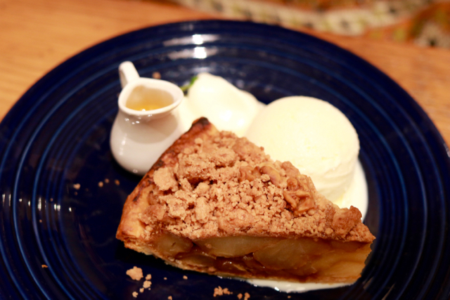 *銀座*「GRANNY SMITH APPLE PIE & COFFEE」_f0348831_22095016.jpg