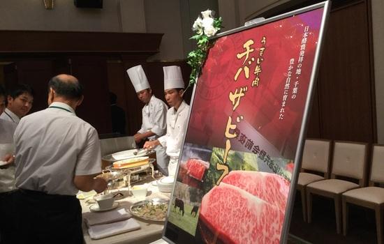 16.09.26(月) 東京食肉市場まつり枝肉共励会 前夜祭^o^_f0035232_20181077.jpg