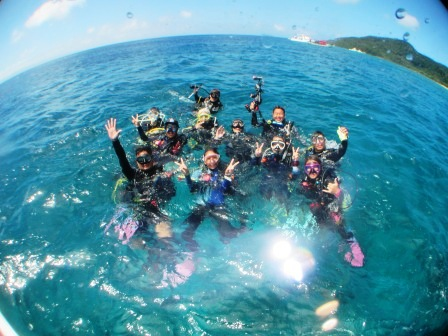 with Taiwan Dive Center !!_a0189838_1224648.jpg