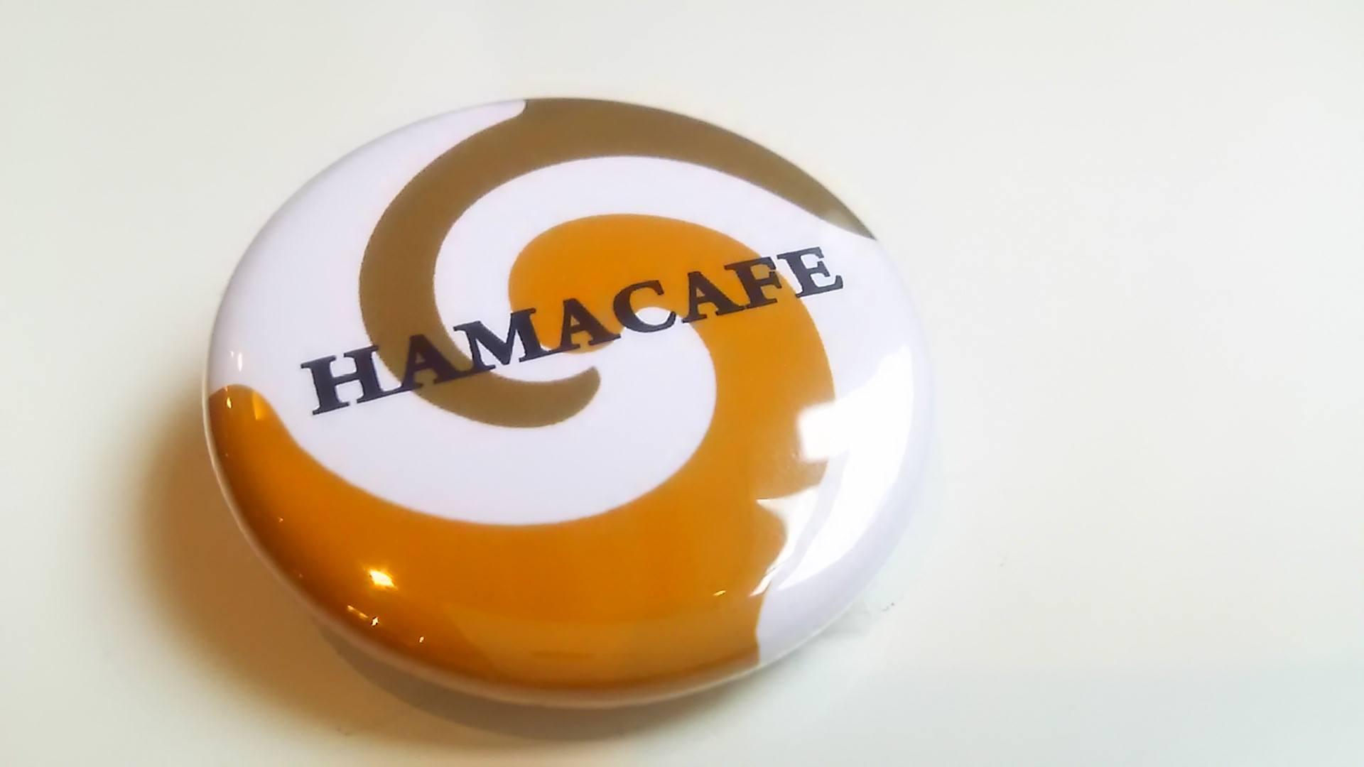 *HAMACAFE 12th anniversary*_c0336346_21132276.jpg